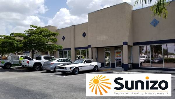 Commercial real estate industrial property located in Fort Myers, Florida.